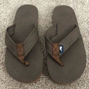 Vineyard Vines LIKE NEW Men's Size 7 Flip Flops